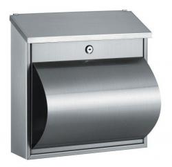 ATHENA Stainless steel letterbox