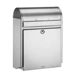 D170 Stainless Steel Letterbox
