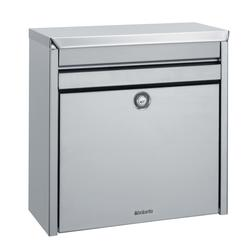 D540 Stainless Steel Letterbox