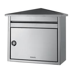 B560 Stainless Steel Letterbox