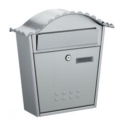 HADES Stainless Steel Letterbox
