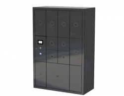 MySmartBox - Unit of 12 lockers for up to 30 apartments