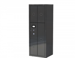 MySmartBox - Unit of 4 lockers for up to 12 apartments