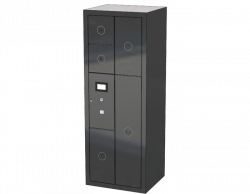 MySmartBox - Unit of 5 lockers for up to 15 apartments