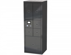 MySmartBox - Unit of 6 lockers for up to 18 apartments