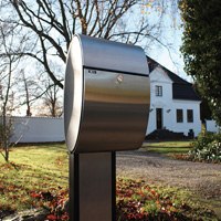 Designer Letterboxes Our Latest Collection