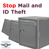 Do you need a Secured by Design Letterbox to stop mail and ID theft?