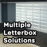 Do you require a Multiple Letterboxes system...?