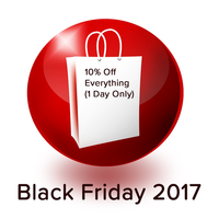 Black Friday Deals at PostBoxShop - 10% Off Everything - 1 Day Only!!!