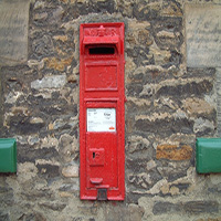 UK Traditional Post Boxes theft
