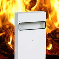 A Fireproof Letterbox can prevent Terror Arson Attacks