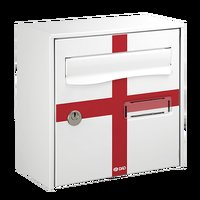 Show Your Colours - for Your team, Your company, Your country…on Your Letterbox