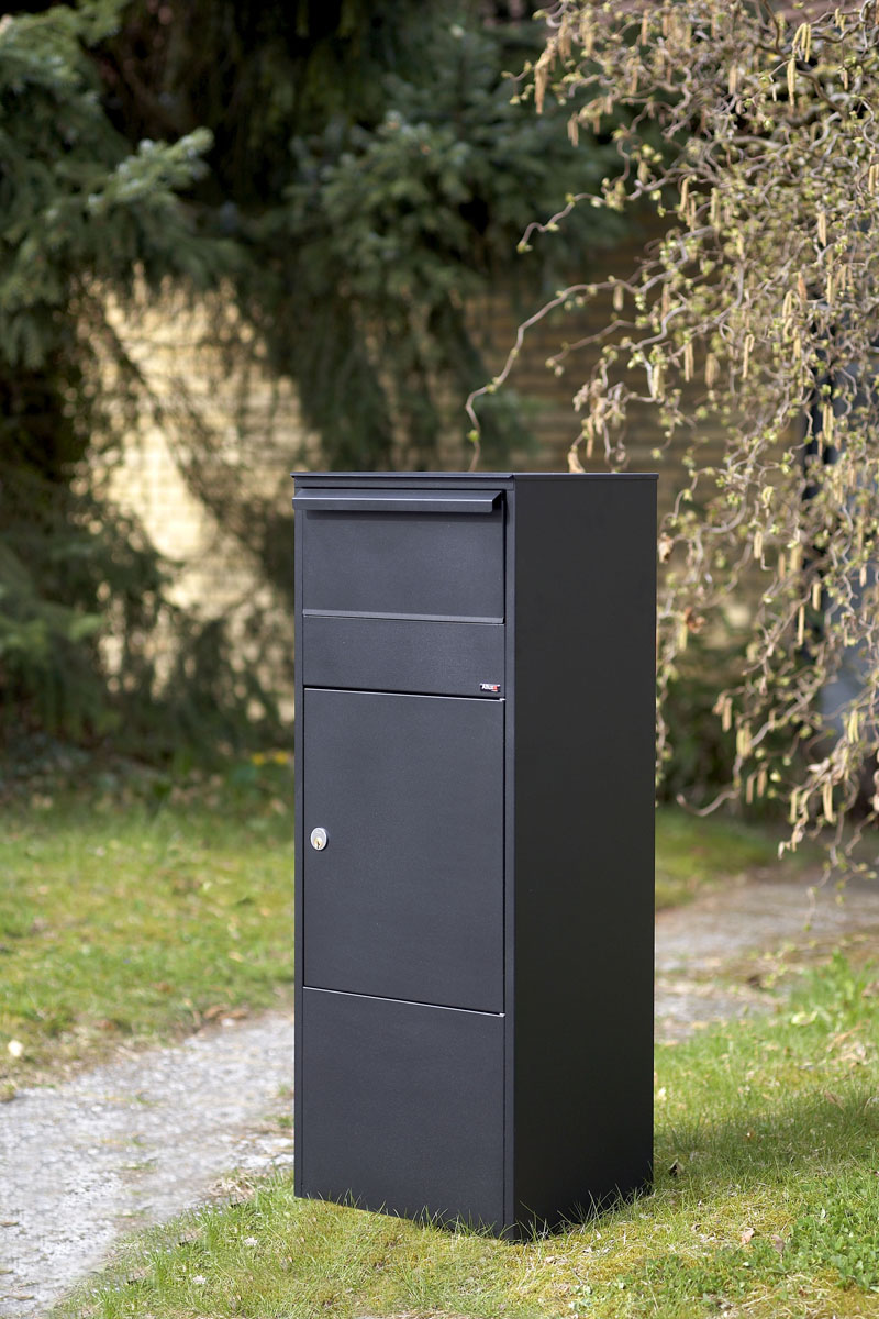 Outdoor Package Drop Box Ideas